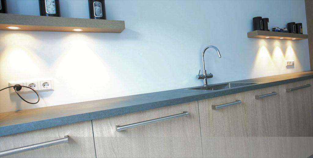 Stoere Keuken Grey : Basic keuken van dam interieurbouw verrassend maatwerk